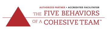 The Five Behaviors Accredited Facilitator Logo